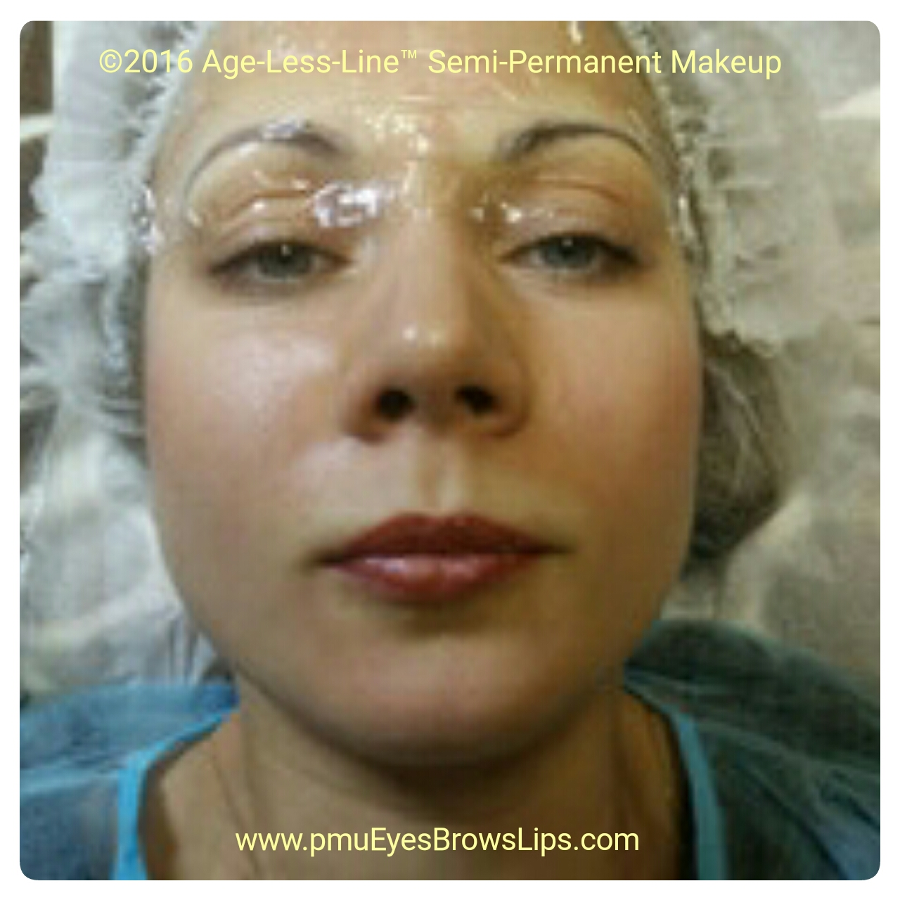 anesthetic before permanent makeup